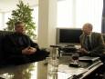 Среща с ръководителят на проект CEFTA-DIHK