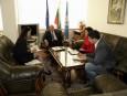 Договорено бе сътрудничество с Международната младежка камара в България