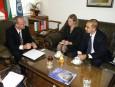 Среща с представители на американското посолство