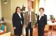 Среща на председателя на БТПП с кмета на Перник
