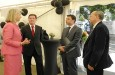 Цветан Симеонов присъства на откриването на завода ALC Bulgaria
