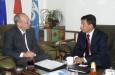 Проект на споразумение за сътрудничество с Федерацията на бангладешките търговско-промишлени палати бе предложен от БТПП