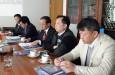 Среща с китайски представители на администрацията на град Шенжън - Китай