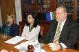 """Среща с Меглена Кунева – председател на """"Движение България на гражданите"""""""