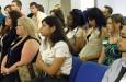 Студенти от Angelo State University, Тексас на посещение в БТПП
