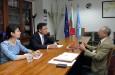 Среща с посланика на Китайска народна република в България