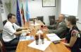 Среща с новоназначения търговски представител на България в Белград