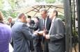 БТПП удостои с диплома ръководителя на Регионалната служба за Зона Дунав – Балкани към френското посолство у нас Филип Шатиню