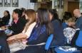Студенти от Международния университет Флорида на посещение в БТПП