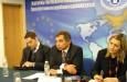 Среща с председателя на Европейския икономически и социален комитет Анри Малос