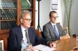 Посещение на представители на Асоциацията на италианските предприемачи Конфиндустрия