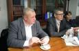 Среща с търговския съветник на Полша
