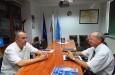 Среща с бившия генерален консул на България в Лос Анджелис