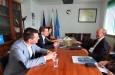 Среща с генералния директор на Uber България