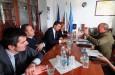 Земеделският министър на Косово посети БТПП