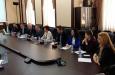 Бизнес делегацията ни в Ташкент проведе срещи в Търговско-промишлената палата на Узбекистан
