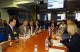 Среща с представители на ТПП на Тамбовска област, Руска Федерация
