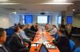 Заседание на Браншова камара на производителите и търговците на телфери и кранове