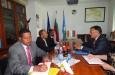 Среща с етиопски дипломати