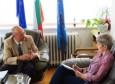 Цветан Симеонов се срещна с новоназначения посланик на България в Босна и Херцеговина