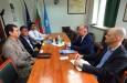 Главният секретар на БТПП се срещна с ръководството на Търговската палата на промишлеността и мините на Ясудж – Иран