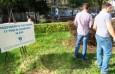 БТПП проведе акция за почистване, озеленяване и разкрасяване на градинската площ пред Палатата