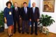 Мигел Лопера, председател и изпълнителен директор на GS1, посети БТПП