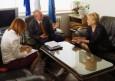 Председателите на Държавната агенция за бежанците и Българската търговско-промишлена палата ще обменят информация във връзка с трудовата реализация на получилите международна закрила в България