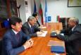 Среща с представител на ЕКСПО 2017 - Астана Казахстан