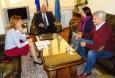 """Представители на Института за свободен капитализъм """"Атлас"""" проведоха среща с председателя на БТПП"""