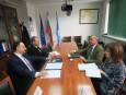 Обсъдени бяха двустранните търговско-икономически отношения между България и Украйна