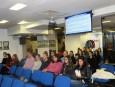 """Студенти  от специалност """"Международни икономически отношения"""" (МИО) на УНСС се запознаха с дейността на БТПП"""