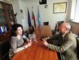 Диана Дафова разговаря с председателя на БТПП и представи проекти в областта на културата