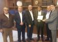 Делегацията в Ливан посети гр. Библос и се срещна с кмета на града г-н Зиад Хауат