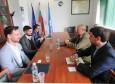 Обсъдени бяха идеи и възможности за засилено сътрудничество между БТПП и Международната младежка камара