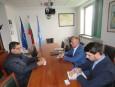 Засилва се сътрудничеството с Индустриален и логистичен парк - Бургас