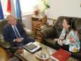 Обсъдени бяха възможностите за сътрудничество между Азербайджанското посолство и БТПП