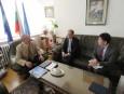 Временно управляващият посолството на Япония посети БТПП