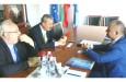 Търговският съветник към посолството на Ирландия посети БТПП