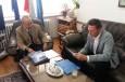 Среща с президента на Германо-българската индустриално-търговска камара