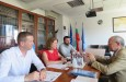Среща с ръководителя на търговската служба към посолството на САЩ
