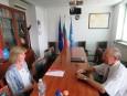 Валерия Стоянова, управител на Училища за Европа ЕООД , проведе среща с председателя на БТПП