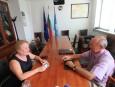 Савина Влахова разговаря с Цветан Симеонов по актуални въпроси, касаещи бранша