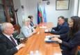 Среща с ръководството на Международната банка за икономическо сътрудничество