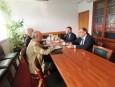 Новоназначеният търговски съветник към посолството на Кипър у нас посети БТПП