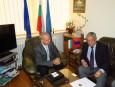 Н.Пр. Дашжамц Батсайхан, извънреден и пълномощен посланик на Монголия за България, посети БТПП