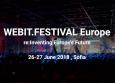 БТПП ви уведомява, че Webit. Festival Europe е водещото събитие на Българското Председателството на Съвета на ЕС