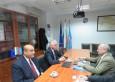 Среща с председателя на Съвета на либийските търговски палати