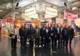 Посещение на експозициите на СеМАТ в Хановер