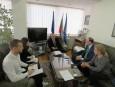 Ханс Мойет, експерт към дирекция Европа на Министерство на икономиката и климата на Нидерландия, се срещна с председателя на БТПП